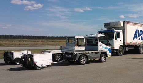 Camiones todoterreno 4x4 Alkè XT