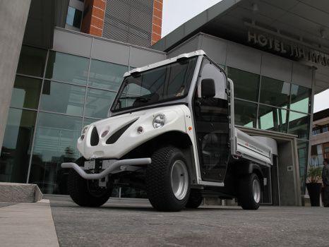 vehiculos eléctricos Alkè ATX 210E