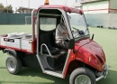 semi-cabine pour véhicule électrique alke