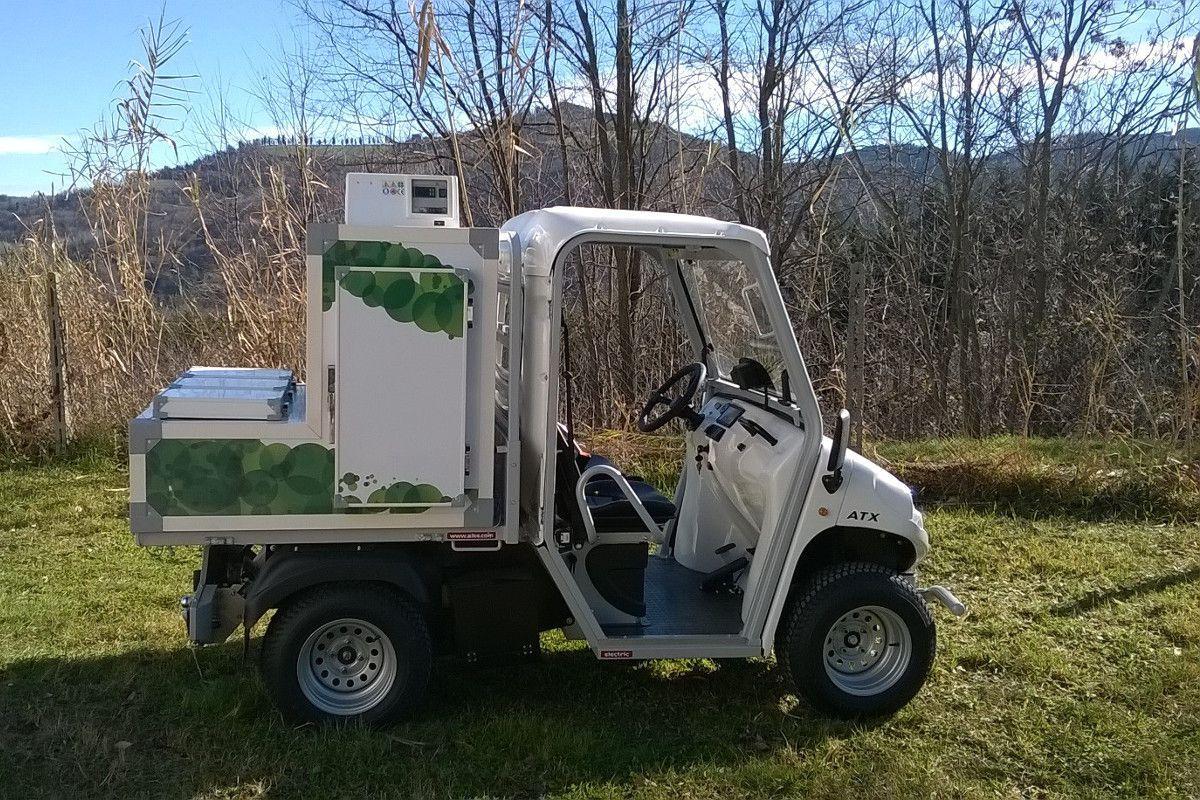 Populaire Glacier Ambulant – Camion de Glaces Alkè JP62