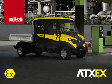 alke atex vehicules anti explosion catalogue